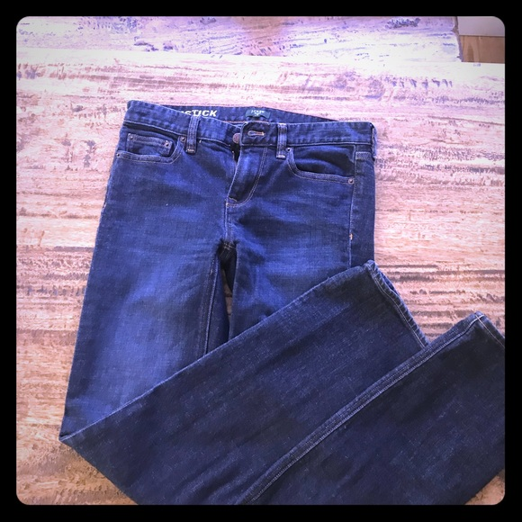 J. Crew Denim - J. Crew Matchstick jeans
